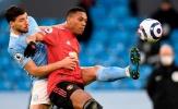 NHM Man United nói gì về Martial sau trận đấu với Man City?