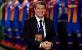 Tái đắc cử, tân chủ tịch Barcelona khẳng định tương lai của Messi
