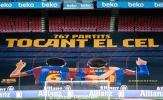 10 con số đặc biệt trận Barca 4-1 Huesca: 'Vị thánh' Lionel Messi