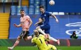 Christian Pulisic đi bóng như Messi, biến 3 cầu thủ Sheffield thành 'trò hề'