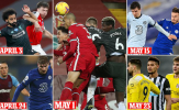 Top 10 trận chiến Premier League kịch tính nhất cuối mùa