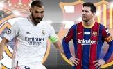 Real Madrid vs Barcelona: 5 'nút thắt' quyết định