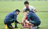 HLV Kiatisak hé lộ khả năng ra sân của Tuấn Anh trận gặp Nam Định