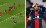 Neymar quá đen trước Bayern Munich ra sao?