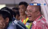 Sếp lớn Than Quảng Ninh lên tiếng về 'nụ cười khó hiểu' trong trận thua Hà Nội