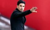 Arteta: 'Chúng tôi không có thời gian chuẩn bị trước Fulham'