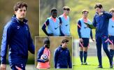 Dàn sao Tottenham cười tươi thời hậu Mourinho