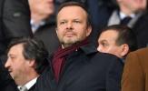 Ed Woodward từ chức, phía Man Utd lên tiếng