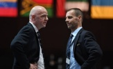 Sự giả tạo của UEFA và FIFA thật đáng kinh ngạc