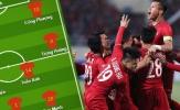 Đội hình tối ưu ĐT Việt Nam tại VL World Cup 2022: HAGL áp đảo?