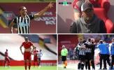 5 phút kinh hoàng ở trận Liverpool 1-1 Newcastle: Đội khách mất oan 1 bàn thắng?