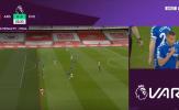 Arsenal bị tước quả 11m theo cách không tưởng