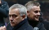 Cùng số trận dẫn dắt Man Utd, thế nhưng Ole hơn Mourinho ở điểm gì?