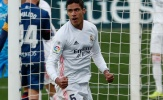 SỐC! Raphael Varane khiến Zidane văng tục sau trận Real - Osasuna