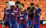 Barca bị điều tra vì Messi mở tiệc ăn mừng
