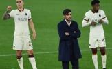 CHÍNH THỨC! Tan nát trước Man Utd, AS Roma ra quyết định 'trảm tướng'