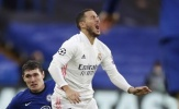 Thua Chelsea, Zidane nói lời thật lòng về Hazard