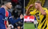 Đội hình xuất sắc nhất Champions League mùa này: Song sát Mbappe – Haaland
