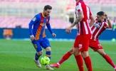 TRỰC TIẾP Barcelona 0-0 Atletico Madrid: Chia điểm nhạt nhòa (KT)