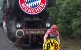 Cười té khói với loạt ảnh chế Bayern vô địch Bundesliga