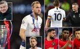 Chuyển nhượng 10/5: Giá Kane gây choáng, M.U ký HĐ mới; 'Toure 2.0' tới Premier League