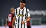 Ronaldo vốn chẳng thể ngờ Juventus văng ra khỏi top 4