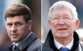 Sir Alex đăng đàn, nói lời thật lòng về trình HLV của Gerrard