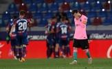 Nhận bàn thua phút cuối, Barcelona lỡ cơ hội lên ngôi đầu BXH La Liga