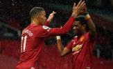 Chấm điểm Man Utd trận Leicester: Ngày buồn của Van de Beek; 'Song sát' mới thiết lập