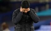 'Nhà nghèo đi chợ', Arsenal khó lòng sở hữu 'khao khát' của Arteta