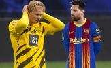 Quyết tâm vì Haaland, Barca có thể hi sinh Messi