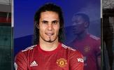 'El Matador' ký HĐ mới, Man Utd đặt dấu chấm hết cho cái tên khác?