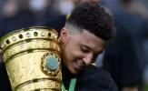 Man Utd giành 'pole' vụ Sancho, Scholes lo lắng một điều