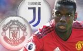 Chuyển nhượng 17/06: HĐ cực chất tới OTF, M.U chốt giá bán đứt Pogba; Chelsea đẩy đi 7 cái tên