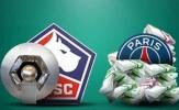 Cười té khói với loạt ảnh chế Lille vô địch Ligue 1