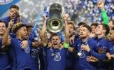 Sau ngôi vương C1, sao Chelsea quyết chinh phục EURO 2020