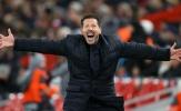 Atletico vô địch La Liga, BLĐ trao thưởng cho Simeone