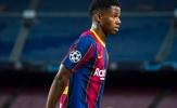 Gặp đồng đội trên tuyển TBN, Fati không quên báo tin vui cho NHM Barca