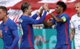 10 thống kê ĐT Anh 1-0 ĐT Romania: Rashford lập 4 cột mốc lịch sử