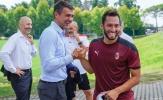 Bất ngờ quay xe, sao Milan sẵn sàng ở lại đội bóng