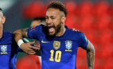 Neymar tỏa sáng, Brazil xây chắc ngôi đầu