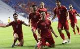 Việt Nam toàn thắng Malaysia trên 3 phương diện