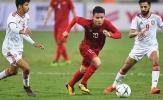 3 điểm mạnh của UAE, ĐT Việt Nam nên chú ý