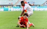 'Cỗ máy' từng từ chối Man Utd đang bùng cháy ở EURO 2020