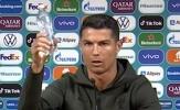 Cristiano Ronaldo khiến Coco-Cola 'bay màu' 4 tỷ đô