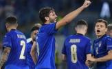 10 thống kê Italy 3-0 Thụy Sĩ: Ứng cử viên vô địch là đây!