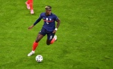 Paul Pogba hé lộ nguyên nhân chơi tốt ở tuyển hơn ở Man Utd
