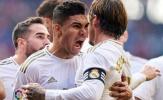 Băng đội trưởng Real xứng đáng hơn với Casemiro