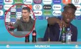 Ronaldo, Pogba và 2 thông điệp trái ngược