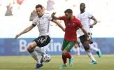 Có Fernandes, tuyển Bồ Đào Nha đá như chấp người